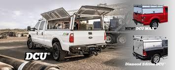 100 Commercial Truck Cap ARE Aluminum S Service Stuff