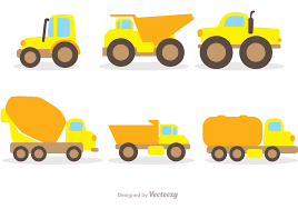 Surprise Construction Trucks Pictures Different Types Of ...