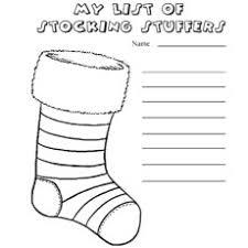 The List Of Stocking Stuff