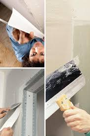 Finishing Drywall On Ceiling by Best 20 Drywall Tape Ideas On Pinterest Drywall Finishing