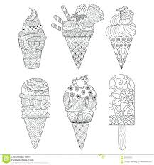 Full Image For Ice Cream Cone Coloring Pages Printable Colouring Pictures