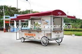 China Hot Sale Commercial Food Cart/Mobile Food Truck Photos ...