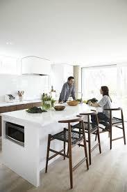 cuisine blanche pas cher 45 idées en photos pour bien choisir un îlot de cuisine