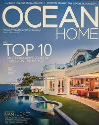 100 Modern Homes Magazine 33 Proctor St Ocean Home Magazine Top Ten List MA1974 LandVest Blog