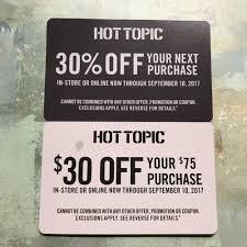 Promo Code Hot Topic - AzPromoCodes.com