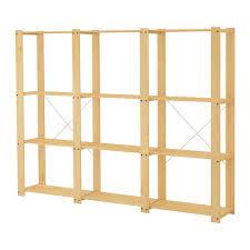 gorm or ivar for freestanding shelf ikea hackers ikea hackers
