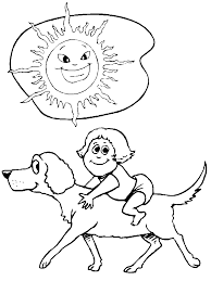 Dogs Dog20 Animals Coloring Pages