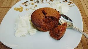 Kuchen Mit Flã Ssigem Kern Karamellmuffins Mit Flüssigem Kern
