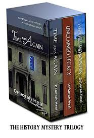 The Time And Again Trilogy Boxed Set Books 1 3 By Heal