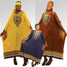 Traditional Print Kaftan The Essential African Look