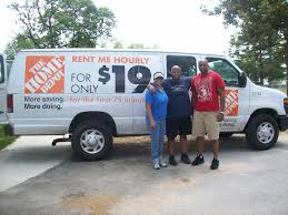 100 Renting A Truck From Home Depot Van Rental Near Me
