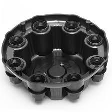 Oxgord Bolt On Chevy/ Gmc 8 Lug 16 Inch Wheel Center Cap Free In ...