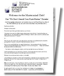 Sneak Peak A Wel e Letter that Boosts Member Retention