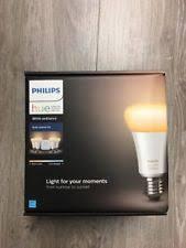 philips hue white ambiance a19 starter 4 bulb kit ebay