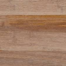 Stranded Bamboo Flooring Hardness by Home Decorators Collection Wire Brushed Strand Woven Sand 1 2 In