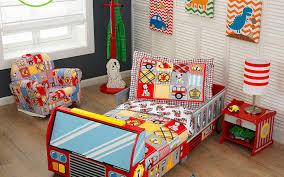 100 Fire Truck Bedding Fighter Toddler Car Configurable Bedroom Set Design Excellent