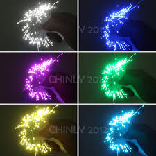 Fibre Optic Ceiling Lighting by Aliexpress Com Buy 16w Rgbw Led Fiber Optic Light Star Ceiling