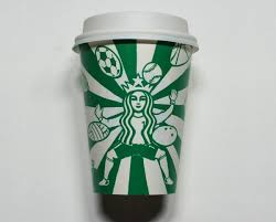 Creative Yet Funny Illustrations With Starbucks Logo Soo