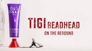Bed Head Foxy Curls by Tigi Bed Head On The Rebound Curl Recall Cream Youtube