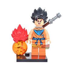 Super Saiyan God Red Son Goku