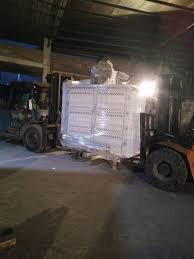 100 Wood Gasifier Truck 3600000Kcal Pelletswood Chips Burner