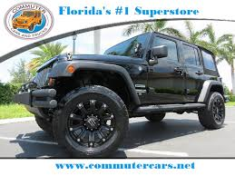 Used 2012 Jeep Wrangler Sport 4X4 SUV For Sale Staurt FL - CL249014J
