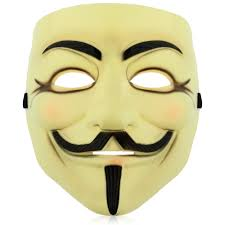 Halloween H20 Mask For Sale by 2x Anonymous V For Vendetta Guy Fawkes Fancy Dress Halloween Mask