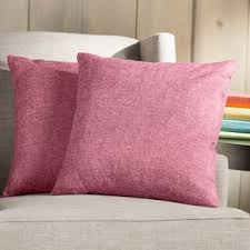 Pink Decorative Pillows You ll Love
