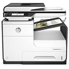 HP PageWide Pro 477dn All In One Color Printer With 2 Sided Duplex