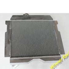 100 Jeep Willys Truck Aluminum Alloy Radiator Fit For JEEP WILLYS TRUCK 6 226 WAGON 1954