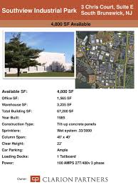 100 Warehouse Sf Southview Industrial Park Ppt Download