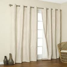 Walmart Grommet Top Curtains by The Variety Of Grommet Curtains U2013 Home Design Ideas