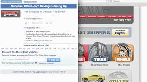 Discount Tire Direct Coupon Code 2013 - How To Use Promo Codes For  DiscountTireDirect.com