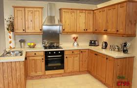 Adorable Pine Kitchen Cabinets with Pine Kitchen Cabinets