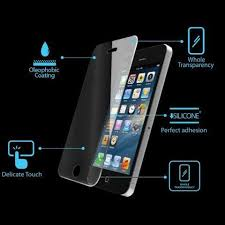 iPhone 5 5C 5S Tempered Glass Screen Protector Clear – TPK