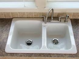 white porcelain sink kitchen intunition com