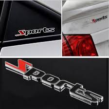 2017 Hot 3D Metal Sports Emblem Car Truck Motor Sticker Auto Decal ... Amazoncom Get Off My Ass Before I Inflate Your Airbags 8 X 2 7 Cute Buck Decal Stickers Gun Bow Hunting Deer Truck Window Car H1059 Pro God Life Sticker Automotive 2018 Coexist Peace Religion Notebook Cars Trucks Product Ford F150 Xtr 4x4 Off Road Truck Vinyl Gmc Motsports Windshield Topper Window Decal Sticker 5 Best For In Xl Race Parts Baby On Board Decals Darth Vader Star Carstyling Snail Turbo Jdm Laptop Boost Mandala Auto Cricket Ball Bat Cricketer Sports Chevy Avalanche Vehicle Decalsticker 4 40
