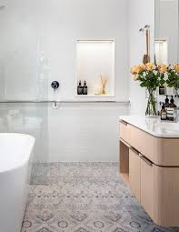 Bathroom Tile Colors 2017 by 8 Beautiful Bathroom Tile Trends And How To Use Them At Home