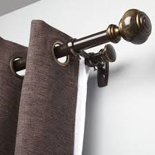 Jcpenney Curtain Rod Finials by Umbra Marbello Double Curtain Rod