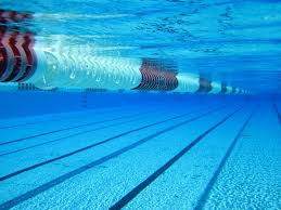 Olympic Swimming Pool Wallpaper