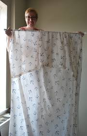 Five minute DIY No sew bedsheet curtains