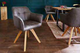 neu stuhl esszimmer wohnzimmer sessel loft armlehne antik