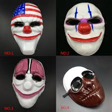 Payday 2 Halloween Masks Unlock by Payday 2 Halloween Masks