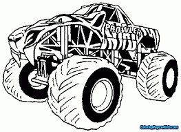 Monster Truck Coloring Pages Printable | Coloring Pages For Kids Monster Truck Coloring Pages Printable Refrence Bigfoot Coloring Page For Kids Transportation Fantastic 252169 Resume Ideas Awesome Inspiring Blaze Page Free 13 Elegant Trucks Hgbcnhorg Of Jam For Grave Digger Drawing At Getdrawingscom Online Wonderful Grinder With Ovalme New Scooby Doo Collection Latest