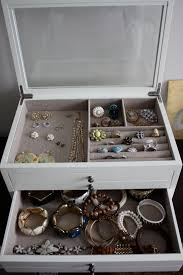 A Simple Kind Of Life: The Big 2-7 25 Cute Travel Jewelry Box Ideas On Pinterest Jewellery Bedroom Amazing Girls White Jewelry Boxes Standing Mirror Pottery Barn Andover Tall Box Ufafokuscom Monique Lhuillier Style Guru Fashion Glitz Pebble Leather With Purple Suede Interior 3820 New Large Dresser Unique Glass Jewellery Nib Josie Mirrored Medium Interior Faedaworkscom