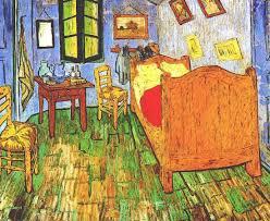 Vincent s Bedroom in Arles 2 Van Gogh oil painting