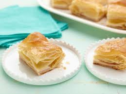 puff pastry canape ideas ham and cheese in puff pastry recipe ina garten food