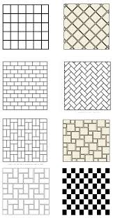 bathroom floor tile layout patterns bathroom design ideas 2017