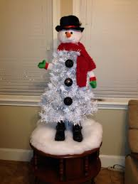 Frosty Snowman Christmas Tree Topper by Craft Of The Season U2013 U201cfrosty The Snowman Christmas Tree