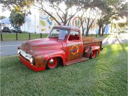 100 55 Ford Truck For Sale 19 F100 For ClassicCarscom CC1173508